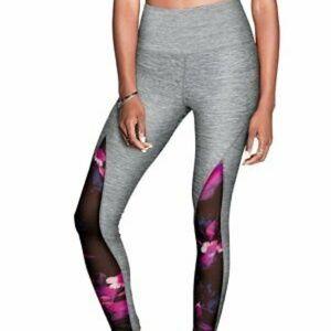PINK Victoria's Secret Pants - VS PINK | Gray High-Waist Leggings Small (VS41)